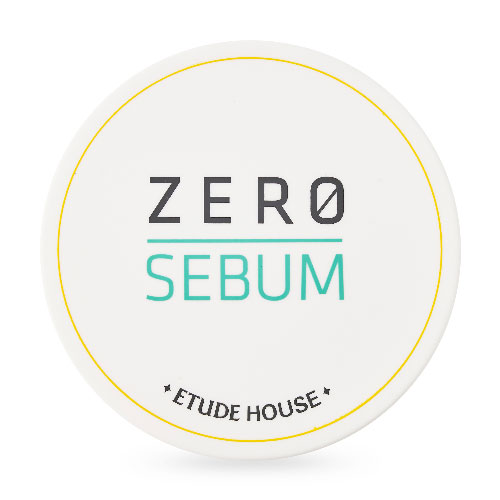 [Etude House] Zero Sebum Drying Powder New 6g