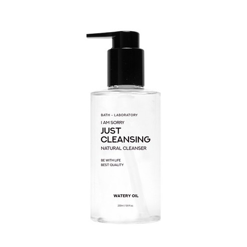 [B-LAB] I Am Sorry Just Cleansing Watery Oil 200ml (Weight : 300g)-MYKOCO WS