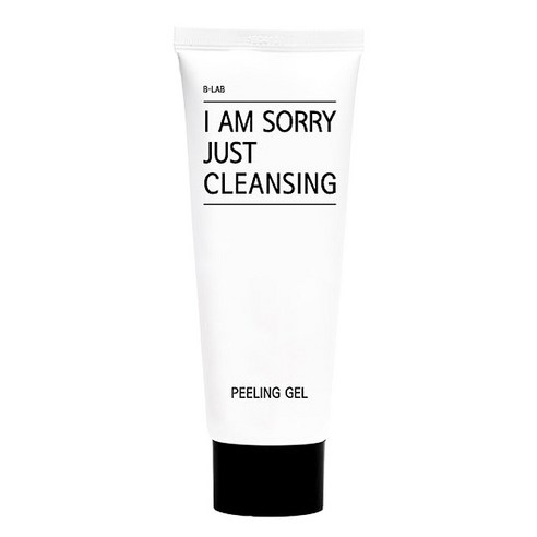 [B-LAB] I Am Sorry Just Cleansing Peeling Gel 100ml (Weight : 200g)-MYKOCO WS