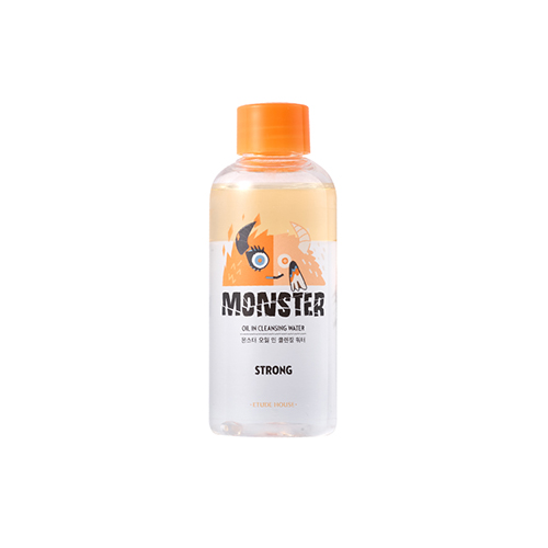 [Etude House] Monster Oil In Cleansing Water (Sample) 100ml (Weight : 140g)-MYKOCO WS