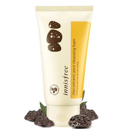 [Innisfree] Jeju Volcanic Pore Cleansing Foam 150ml
