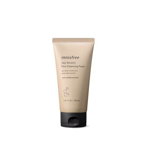 [Innisfree] Volcanic Pore Cleansing Foam 150ml (Weight : 200g)-MYKOCO WS