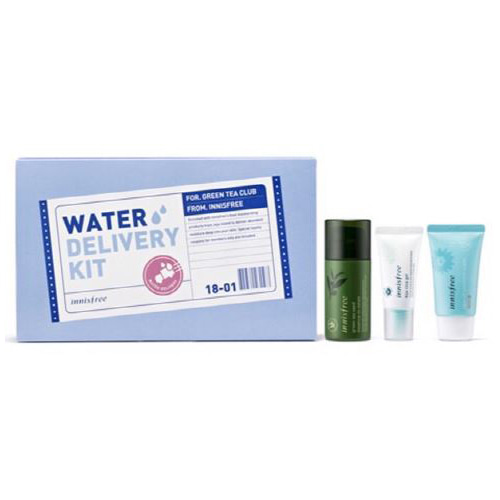 [Innisfree] Water Delivery Kit (Sample) 1ea (Weight : 198g)-MYKOCO WS