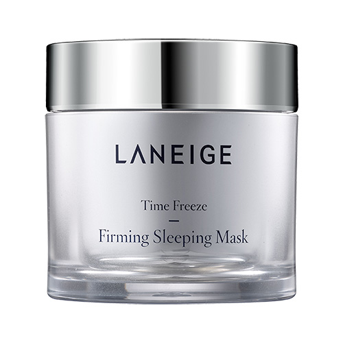 [E][Laneige] Time Freeze Firming Sleeping Mask 60ml (Weight : 90g)-MYKOCO WS