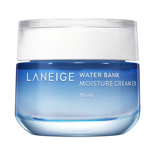[E][Laneige] Water Bank Moisture Cream EX 50ml (Weight : 80g)-MYKOCO WS