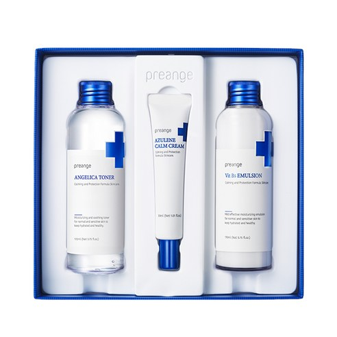 [Preange] Skin Care SET (Weight : 500g)-MYKOCO WS