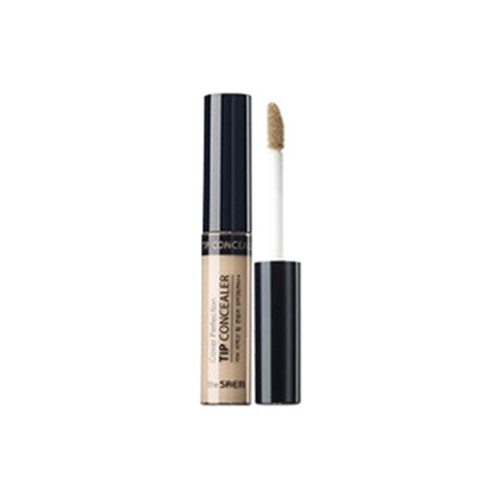 [The Saem] Cover Perfection Tip Concealer #1.5 Natural Beige 6.5g